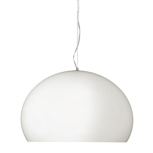 Kartell - FL/Y LED-Pendelleuchte matt