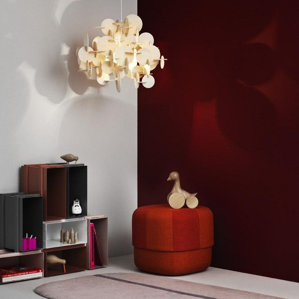 bau pendant suspension lamp normann copenhagen. Black Bedroom Furniture Sets. Home Design Ideas