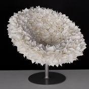 Moroso - Bouquet Sessel - weiß