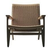 Carl Hansen - CH25 Easy Chair Frame Oak