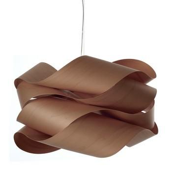 LZF Lamps - Link SP Pendelleuchte - schokolade/matt/L46 x B46 x H28cm/ohne Leuchtmittel/Dimmer