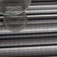 Chilewich - Shag Even Stripe Door Mat 46x71cm