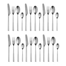 Stelton - Chaco Cutlery Set of 24