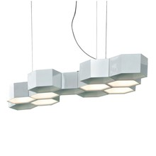 Luceplan - Honeycomb LED Suspension Lamp