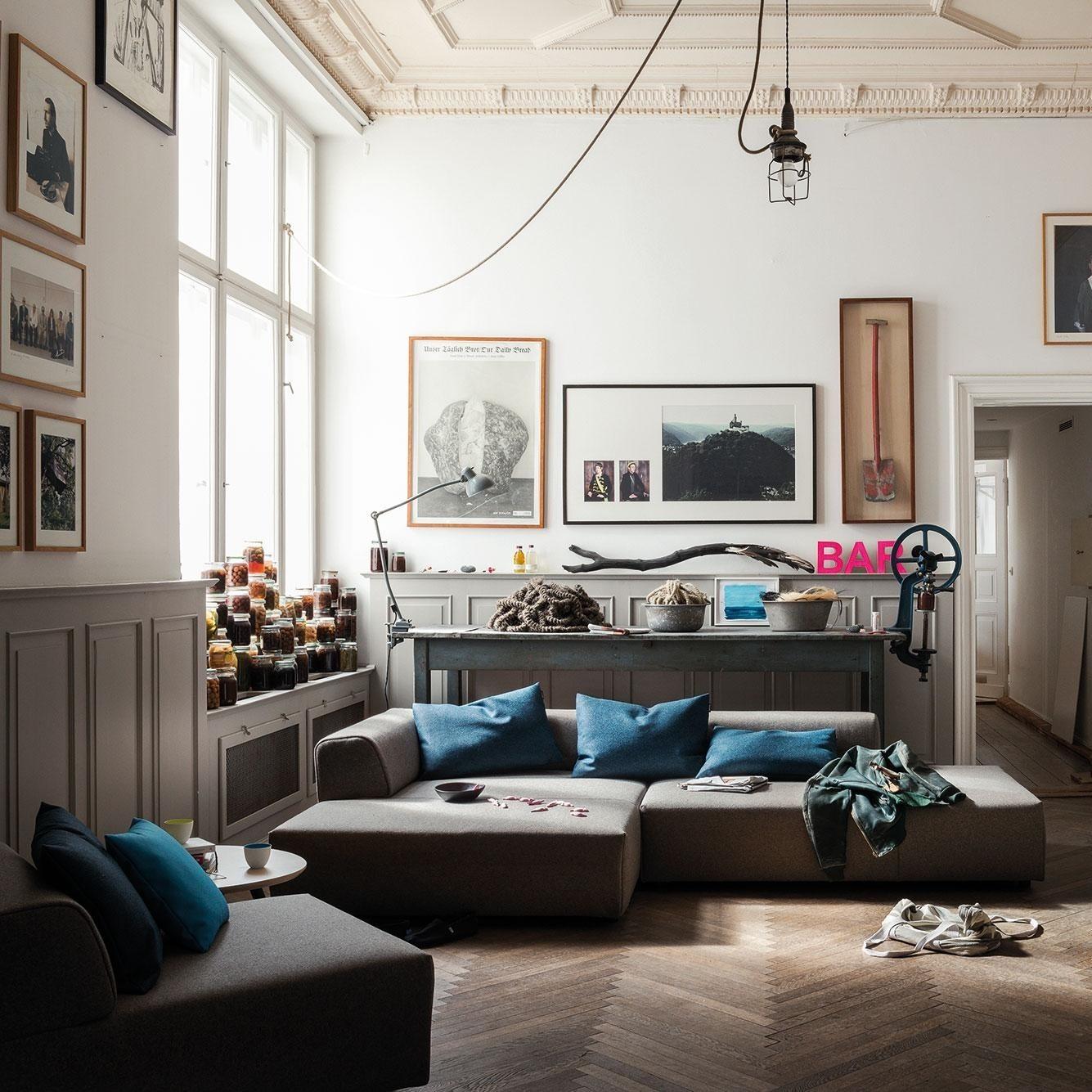 freistil rolf benz freistil 184 lounge sofa ambientedirect. Black Bedroom Furniture Sets. Home Design Ideas