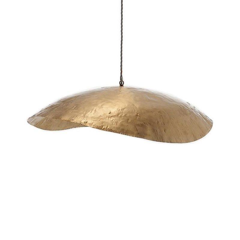 brass 95 suspension lamp gervasoni. Black Bedroom Furniture Sets. Home Design Ideas