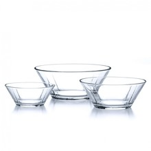 Rosendahl Design - Grand Cru Glass Bowl Set of 3