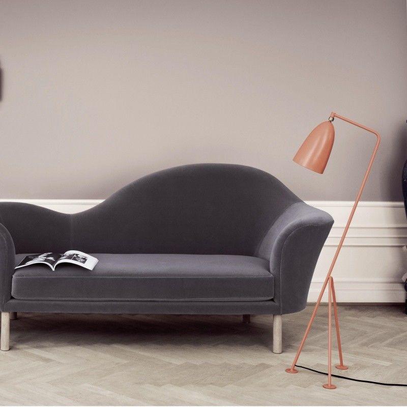 gr shoppa stehleuchte gubi. Black Bedroom Furniture Sets. Home Design Ideas