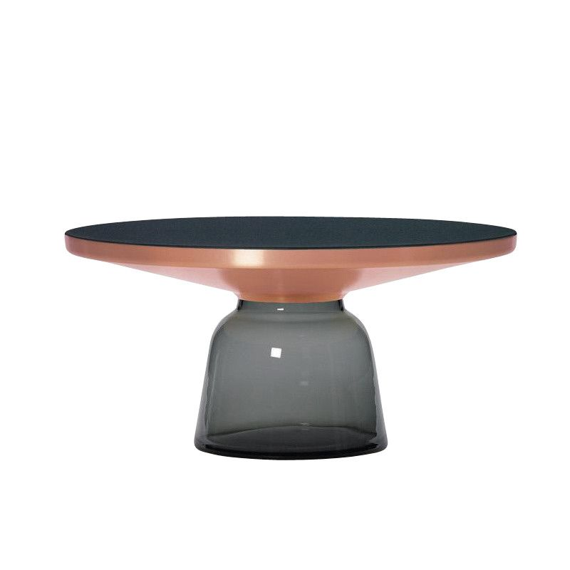 bell coffee table copper special edition | classicon