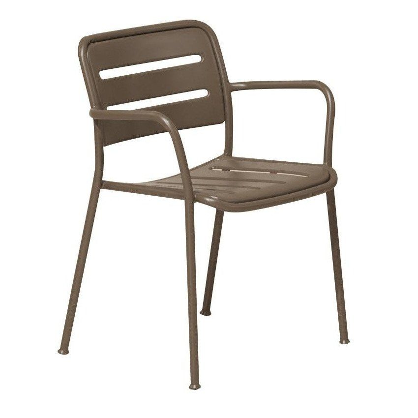 Wonderful ... Kettal   Village Outdoor Armchair   London Clay/without Cushions/WxHxD  56x80x50cm/frame ...