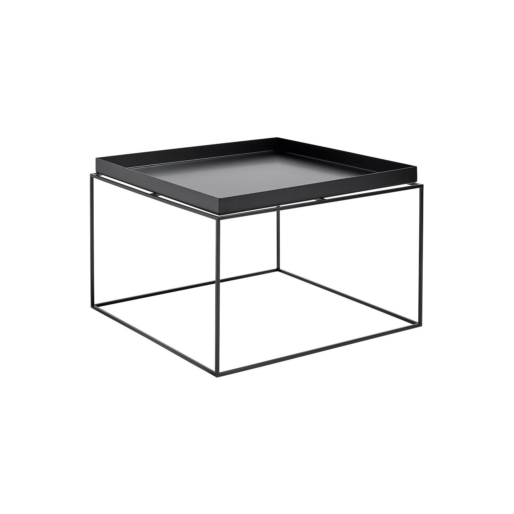 High Quality ... HAY   Tray Coffee Table   Black/60x60x39cm ...