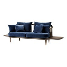 &tradition - FLY SC3 2-Sitzer Sofa mit Ablage