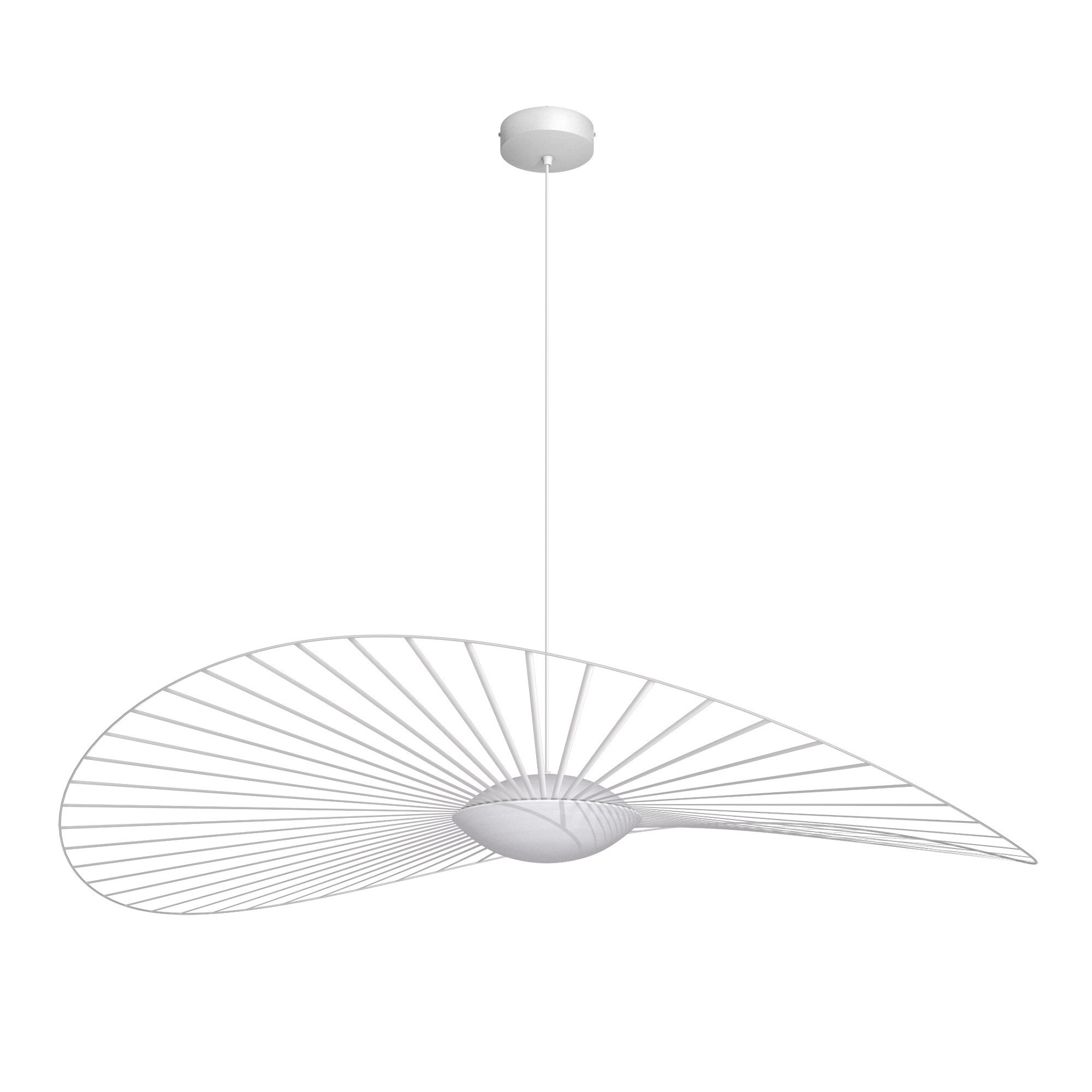 vertigo nova led suspension lamp o140cm