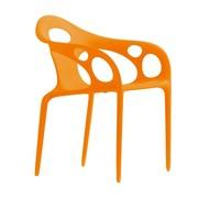 Moroso - Chaise de jardin avec accoudoirs Supernatural