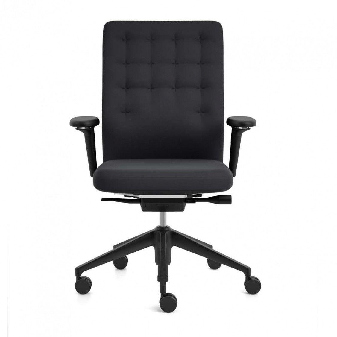Id trim citterio chaise bureau 2d accoud vitra for Chaise de bureau vitra prix