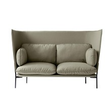 &tradition - Cloud High Back LN6 Sofa mit hohem Rücken