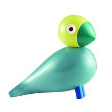 Kay Bojesen Denmark - Figurine bois oiseau chanteur laqué