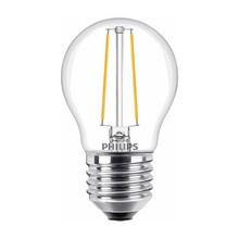 QualityLight - LED E27 BIRNE FILAMENT 2,7W => 25W