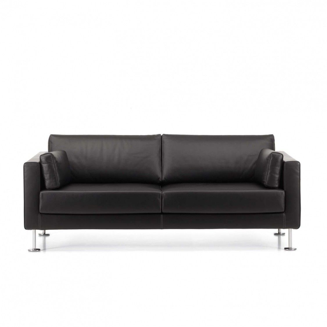 park jasper morrison 2 seater leather sofa vitra. Black Bedroom Furniture Sets. Home Design Ideas