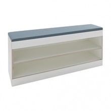 Müller Small Living - Flai Storage Bench open