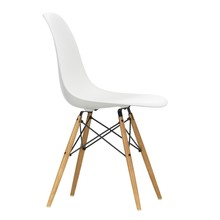 Vitra - Eames Plastic Side Chair DSW Ash Base