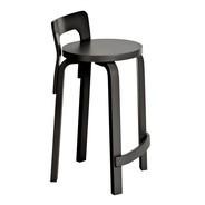 Artek - Chaise de bar K65 structure laqué
