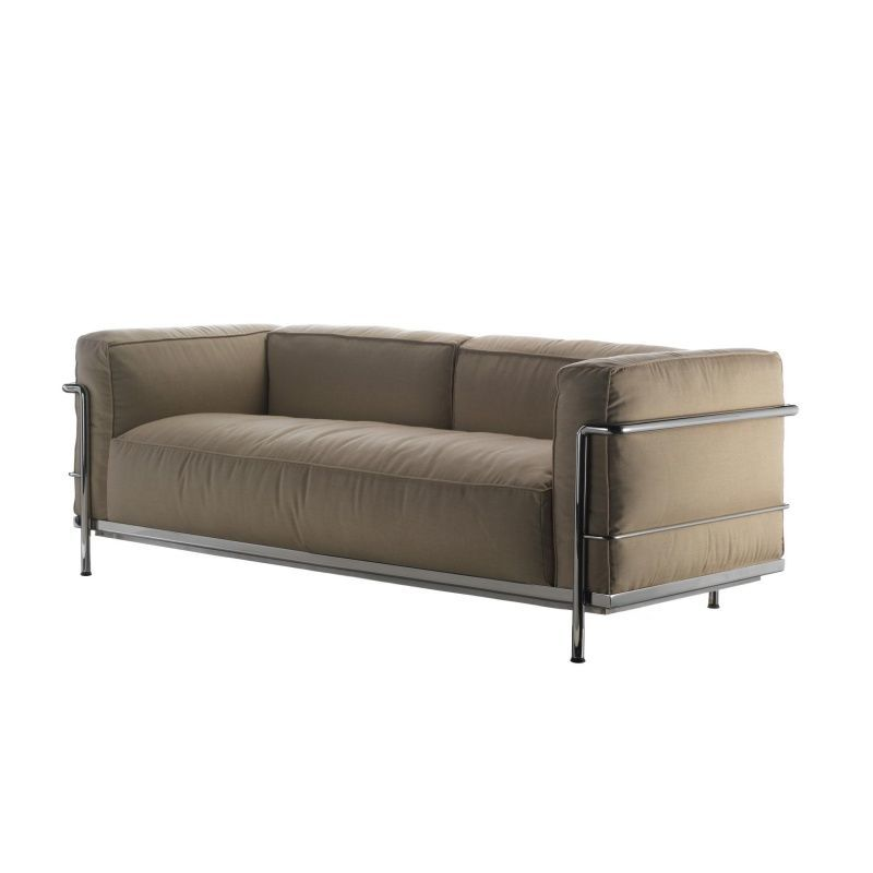 Le Corbusier Lc3 Outdoor Canap Cassina