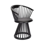 Tom Dixon - Tom Dixon Fan Dining Chair Armlehnstuhl