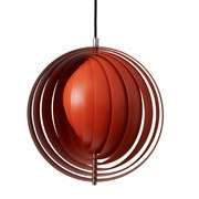 VerPan - Moon Suspension Lamp Ø34cm