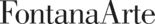 FontanaArte Logo black