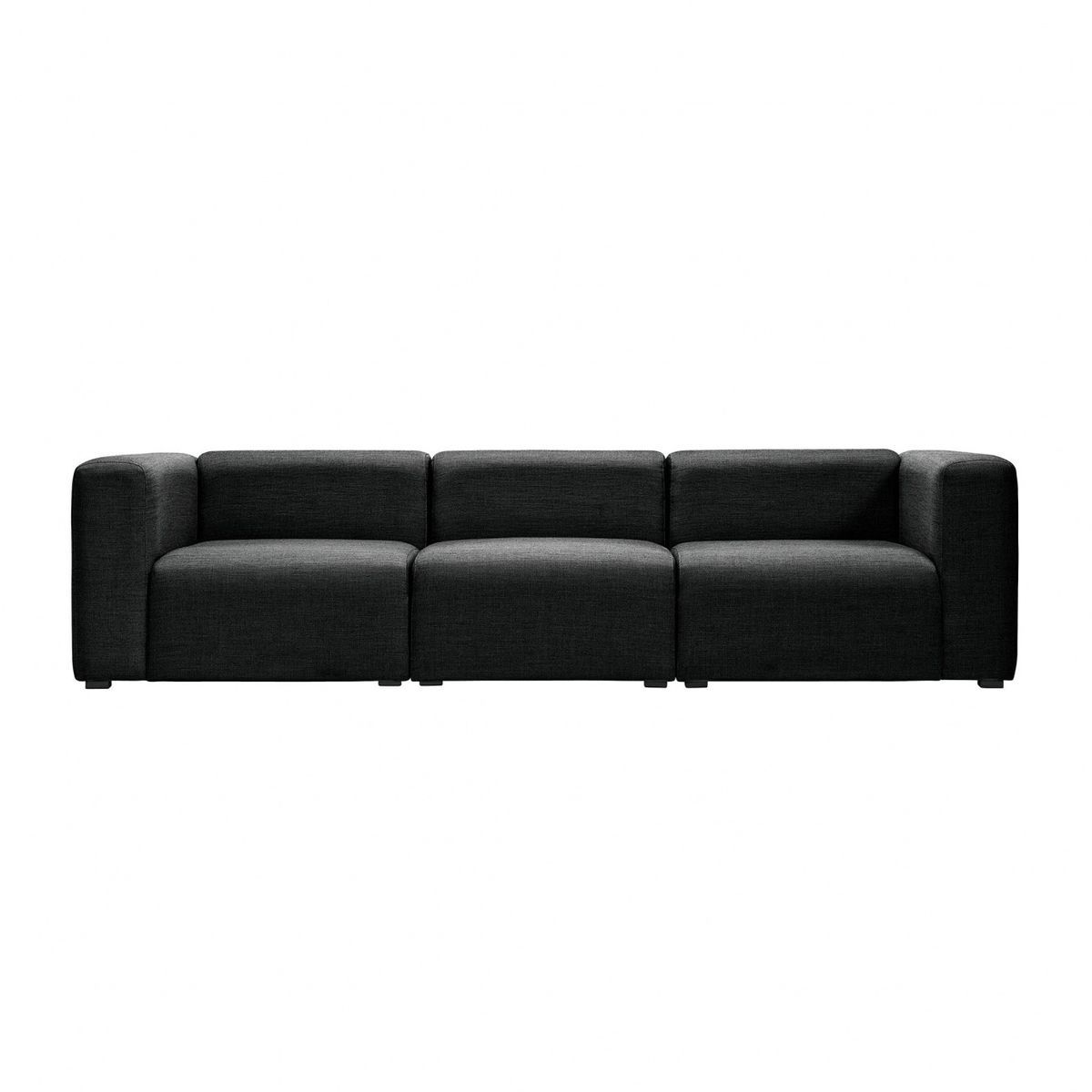 mags 3 seater sofa fabric surface hay sofas seating. Black Bedroom Furniture Sets. Home Design Ideas
