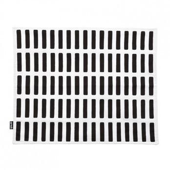 Artek - Artek Siena Tischset - weiß/schwarz/35x44cm