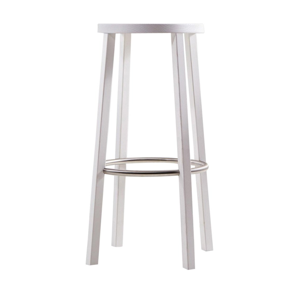 Plank Blocco Bar Stool H:76cm | AmbienteDirect