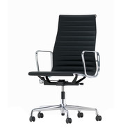 Vitra - Aluminium Chair EA 119 chrome