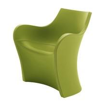 B-Line - Woopy Sessel mit Echtlederbezug