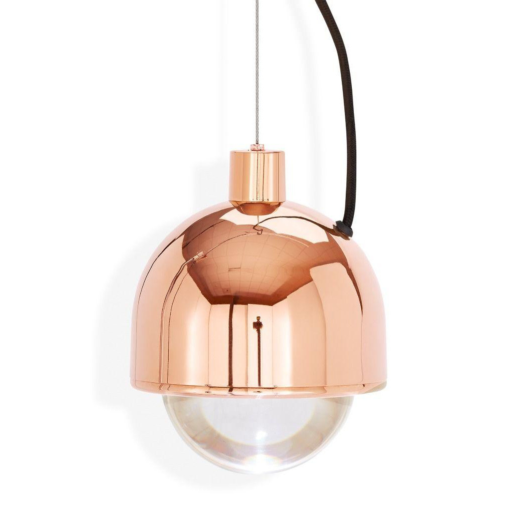 spot pendant round led suspension lamp tom dixon. Black Bedroom Furniture Sets. Home Design Ideas