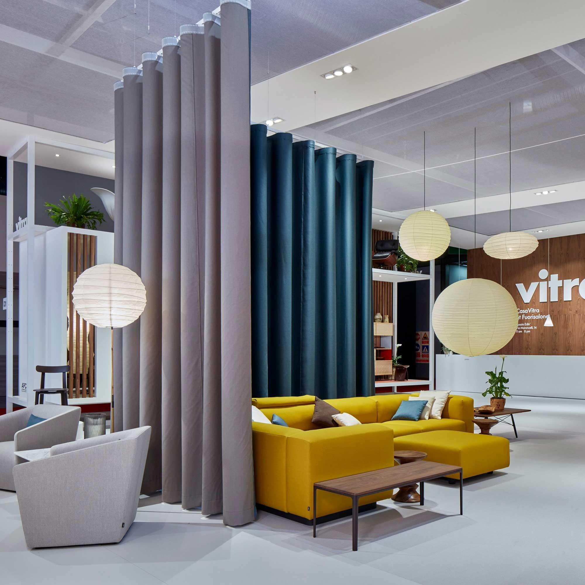 Vitra Akari En Suspension Lamp Oval Ambientedirect