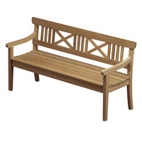 Skagerak - Drachmann Outdoor Bench 165