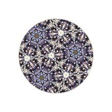 Moooi Carpets - Festival Midnight Teppich rund