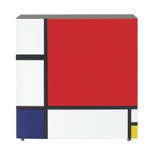 Cappellini - Homage to Mondrian Container