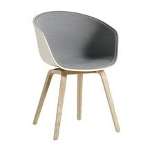 HAY - About a Chair 22 mit Spiegelpolster Eiche