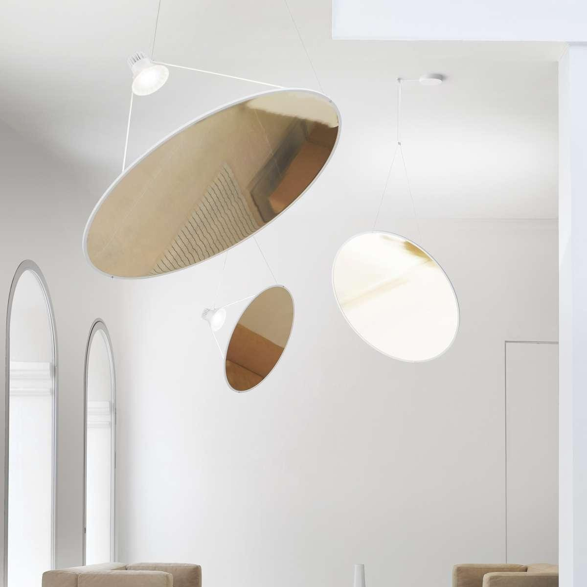Amisol D91 Led Suspension Lamp