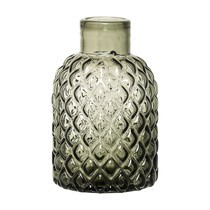 Bloomingville - Bloomingville Diamond Vase H: 20 cm