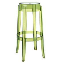 Kartell - Charles Ghost Hocker 75cm