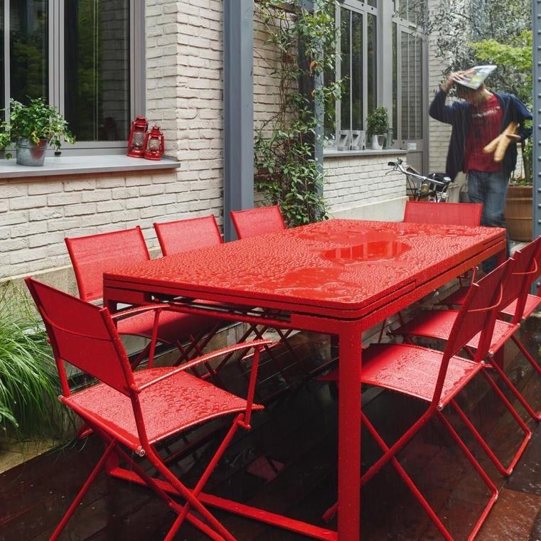Biarritz - Mesa de jardín extensible | Fermob | AmbienteDirect.com