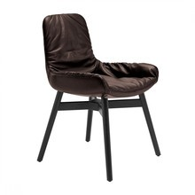 Freifrau - Leya Armchair Low Wooden Frame With Cross