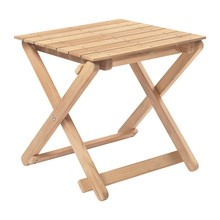Carl Hansen - BM5868 Garden Side Table Foldable