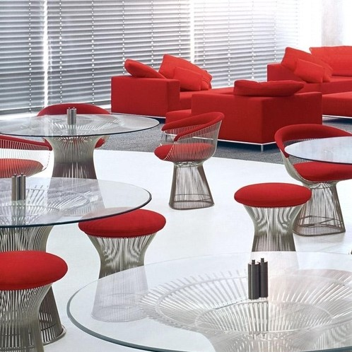 Knoll International - Platner Esstisch