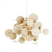 Normann Copenhagen - Bau Pendant - Suspension