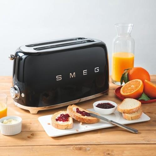 Smeg - SMEG 4-Scheiben Toaster TSF02